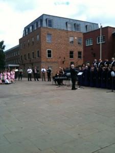 choir_outdoors